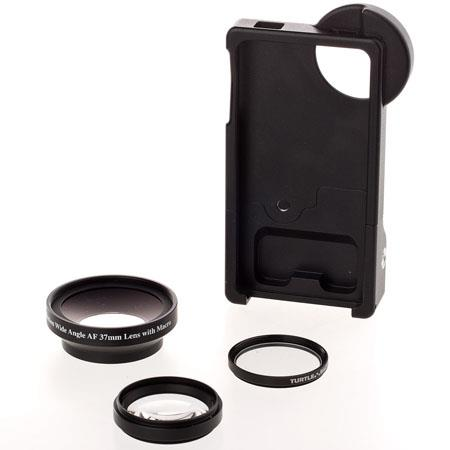 Turtleback Turtle Jacket iPhone S Lens System Wide angle and Fish Eye 84 - 89