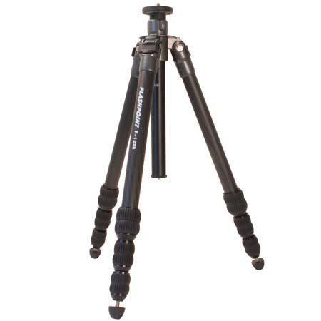 Flashpoint F Carbon Fiber Tripod Section Leg Set FPPH Quick Release Ball Head Supports lbs MaHeight  234 - 514