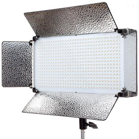 Flashpoint C LED Light Works on AC or V Mount Battery Bi Color 38 - 469