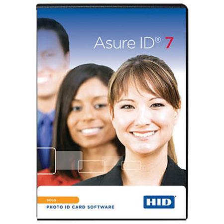 Fargo Asure ID Solo Enterprise Photo ID Card Personalization Software 69 - 668