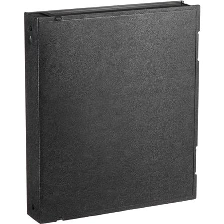 Flashpoint Archival Plastic Storage Binder BoO RingsPortrait Format Color Binders 120 - 595