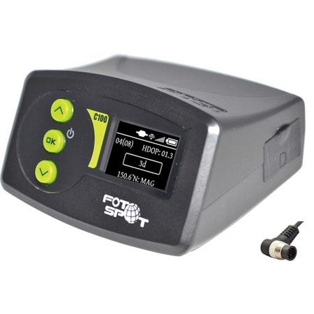 Fotospot FSC Cable Version Geo Tagger Nikon D D Ds D DX DXS DHS D DX and DS 416 - 92