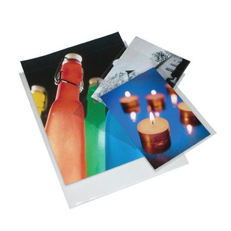 Print File Archival Photo Pages Holds TenPrints Pack of  54 - 688