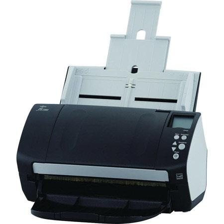 Fujitsu fi Sheetfed Color DupleScanner ppm Simplexipm DupleScan Speed dpi Optical Resolution Sheets  95 - 593