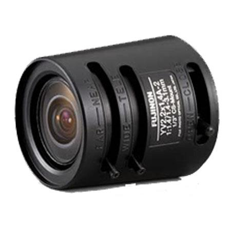 Fujifilm Fujinon CS Mount Fish Eye Zoom Lens 54 - 590