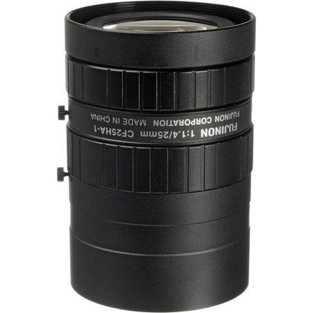 Fujifilm Fujinon CFHA f Manual Iris and Focus Industrial Lens High Resolution C Mount Machine Vision 44 - 201