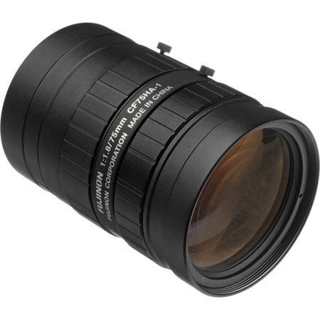 Fujifilm Fujinon CFHA f Manual Iris and Focus Industrial Lens High Resolution C Mount Machine Vision 142 - 389