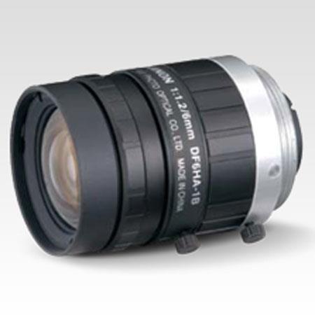 Fujinon DFHA B F Fixed Focal Lens 138 - 657