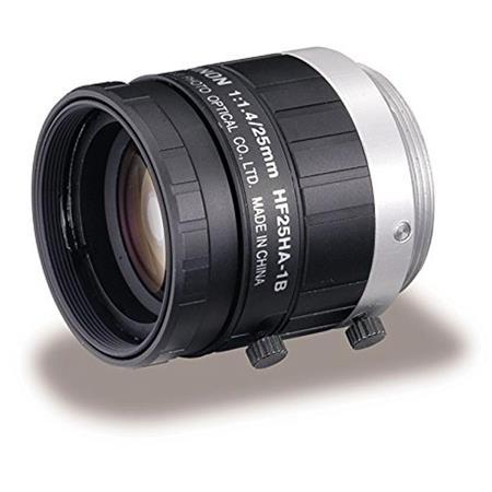 Fujifilm Fujinon HFHA B F F Fixed Focal Lens MP Cameras Manual Iris C Mount Industrial and Machine V 135 - 424
