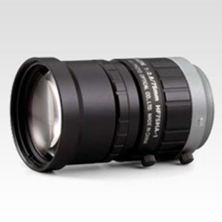 Fujifilm Fujinon HFHA B F F Fixed Focal Lens MP Cameras C Mount Manual Iris Industrial and Machine V 36 - 523