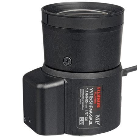 Fujifilm Fujinon F CS Mount Varifocal Lens Megapixel CamerasZoom 54 - 687