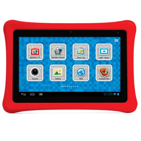 Nabi Android Childrens Tablet Tegra GHz GB DDR RAM GB HDD WiFi Drop Safe Bumper 51 - 436