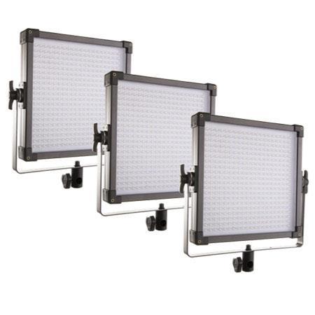 FV Lighting K Daylight LED Studio Panel Light Light Kit 83 - 476