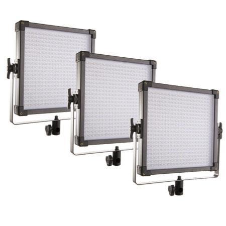 FV Lighting KS Bi Color LED Panel Light Kit Bundle 106 - 255