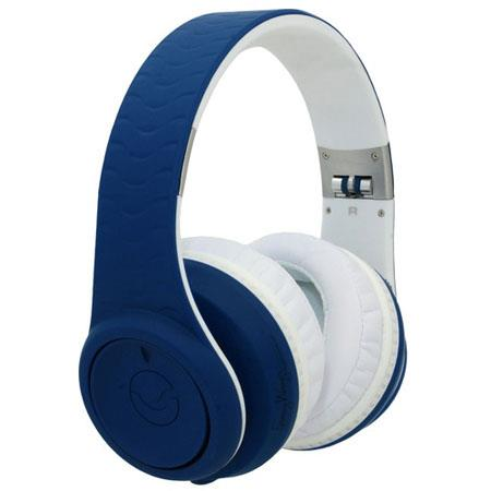 Fanny Wang Series Over Ear Noise Canceling Headphones Hz Frequency Response Navy 120 - 436
