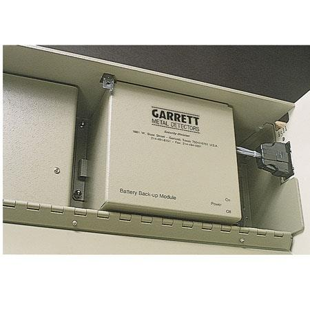 Garrett Battery Backup Module PD i Series Walk Through Metal Detectors 158 - 494