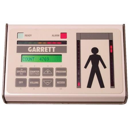 Garrett Desktop Remote Control Zone Indication PD i Series Walk Through Metal Detectors 362 - 167