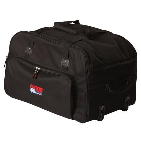 Gator Cases GPA SM Rolling Speaker Bag Small Format Speakers 113 - 185