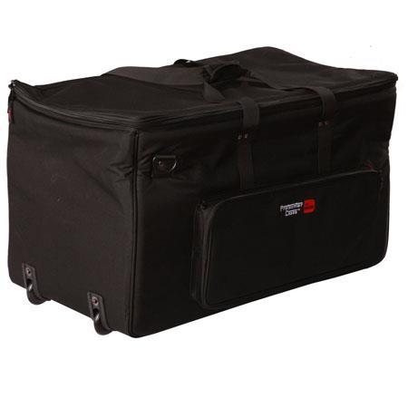 Gator Cases GP EKIT BW Small Electronic Drum Kit Bag Wheels 168 - 447