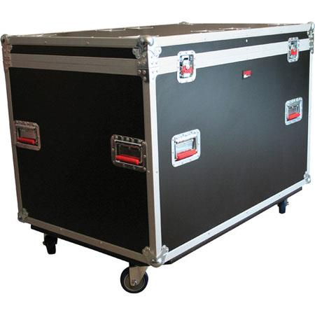 Gator Cases G TOURTRKHS ATA Wood Flight Truck Pack Trunk Case Castersx 150 - 55