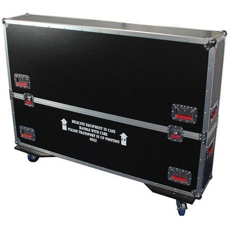 Gator Cases G Tour ATA Case Two to LEDLCDPlasma Screens 78 - 214