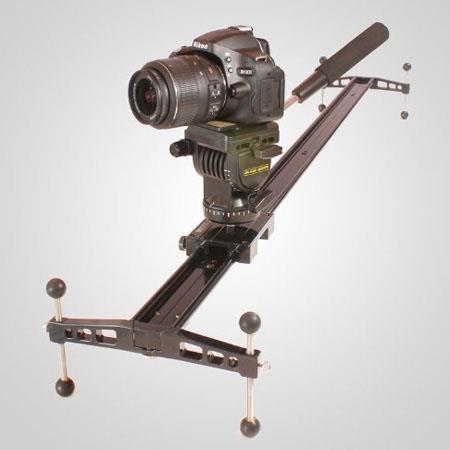 Glide Gear Dev Professional Camera Slider lbs Load Capacity 224 - 335