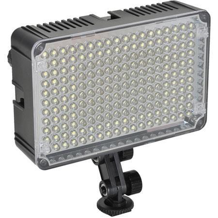 GiSTEQ Flashmate F LED Video Light LEDs Brightness Control 54 - 687
