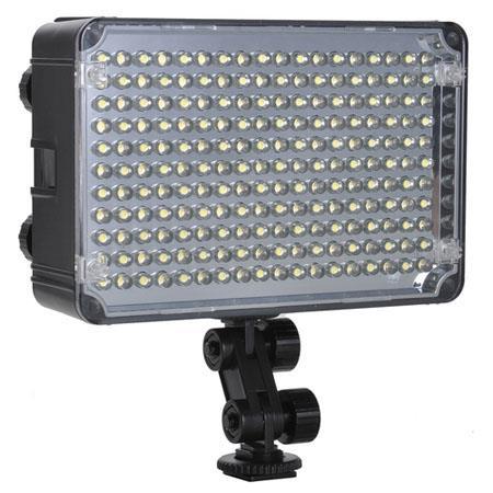 GiSTEQ Flashmate F A LED Video Light Light Angle Control Brightness Control 101 - 130