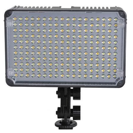 GiSTEQ Flashmate F C LED Video Light Color Temperature Control Brightness Control 36 - 547
