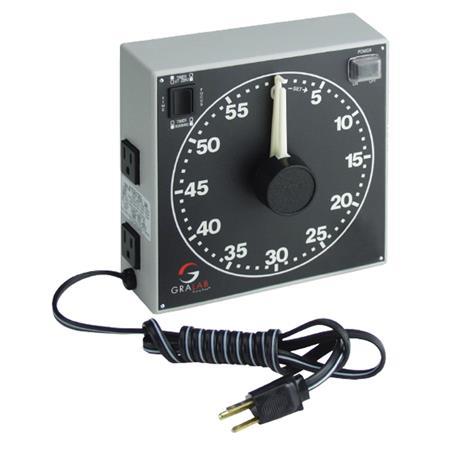 Gralab Timer ElectroMechanical 320 - 359