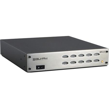 Glyph Technologies TB GTE RAID Dual Hard Drive Array RPM Rotational Speed 126 - 7