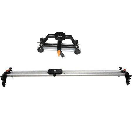 Gepe Heavy Duty Camera Slider Bundle Gepe Slider Dolly 66 - 746