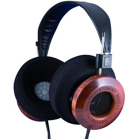 Grado GSi Open Air Stereo Headphones WoodBlack 281 - 623