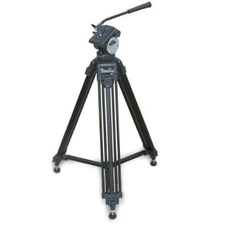 Giottos BLN Section Aluminum Video Tripod Leveling Ball and Quick Release Head Maximum Height Suppor 32 - 144