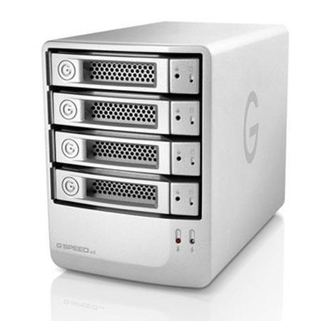 G Technology TB G SPEED eS Bay RAID ArrayTB Enterprise Drives 34 - 261