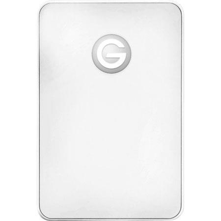 G Technology G DRIVE Mobile Combo USB TB Hard Drive Silver 224 - 335