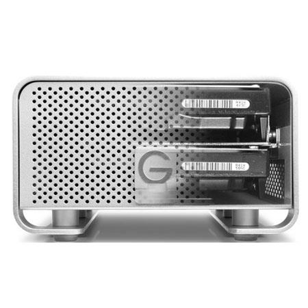 G Technology G Raid TB USB External Hard Drive Firewire Interfaces 84 - 410