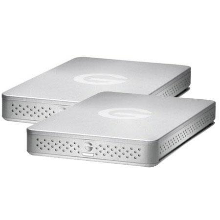 G Technology TB G DRIVE Portable USB Hard Drive G Dock ev Pack 52 - 655