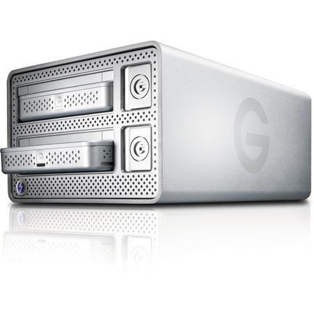 G Technology G DOCK ev Dual Bay Storage System Thunderbolt 59 - 339