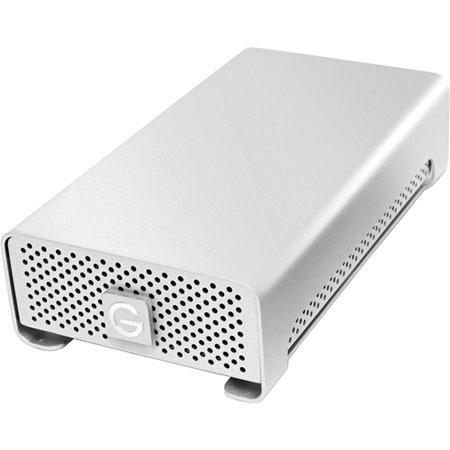G Technology TB G Raid Mini Portable High Performance Dual Drive Storage System 63 - 674