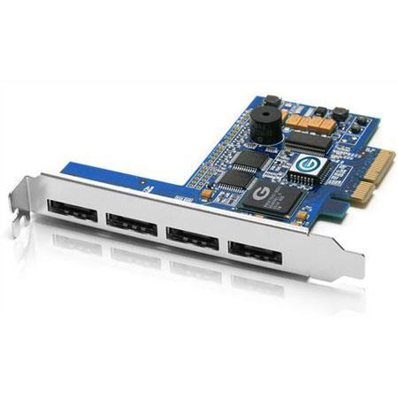G Technology Port PCI ExpresseSATA RAID Controller MBps 165 - 446