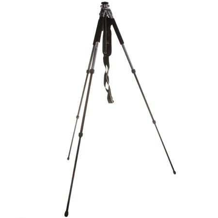 Giottos MT Section Aluminum Series Universal Tripod Legs Supports up to lbs Maximum Height Metallic  96 - 382
