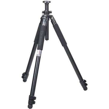 Giottos MTL B Section Compact Aluminum Tripod Maximum Height Supports lbs 143 - 760