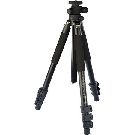 Giottos Pro Series Aluminum YTL Silk Road Tripod Height Position Leg Spreading 219 - 161