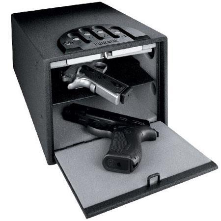 GunVault GVC STD Multi Standard Vault Pistol Safe 66 - 557