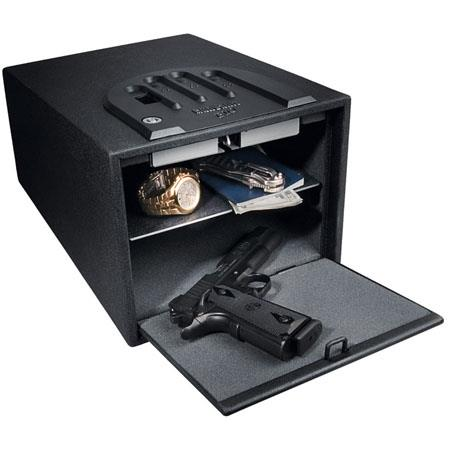GunVault GVB Biometric Multi Vault Pistol Safe Fingerprint Recognition to Access 174 - 184