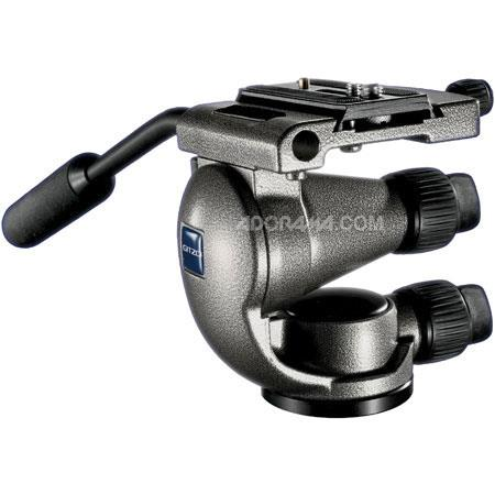 Gitzo Video Fluid Head wQuick Release Supports up to lbs 33 - 610