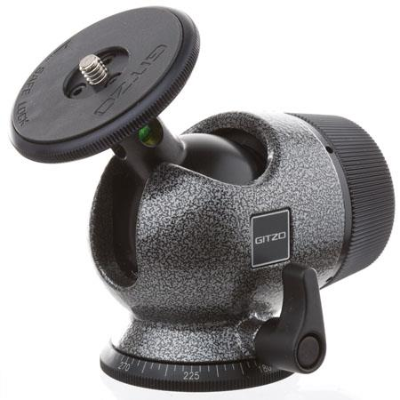Gitzo GH Series Magnesium Center Ball Head Load Capacity lbs 146 - 479