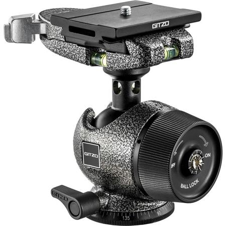 Gitzo GHQD Series Centre Ball Head Quick Release Plate kg lbs Safety Payload 69 - 190