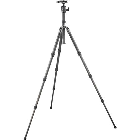 Gitzo Series GKTQD Carbon Section Traveler Tripod Kit 158 - 594